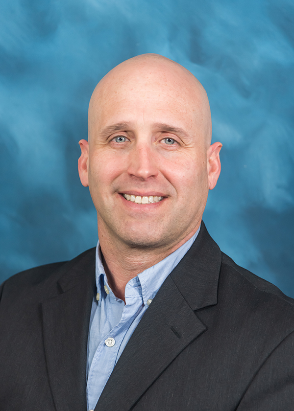 Dr. Jay Bianchini, chief operating officer for Collaborative Aggregates